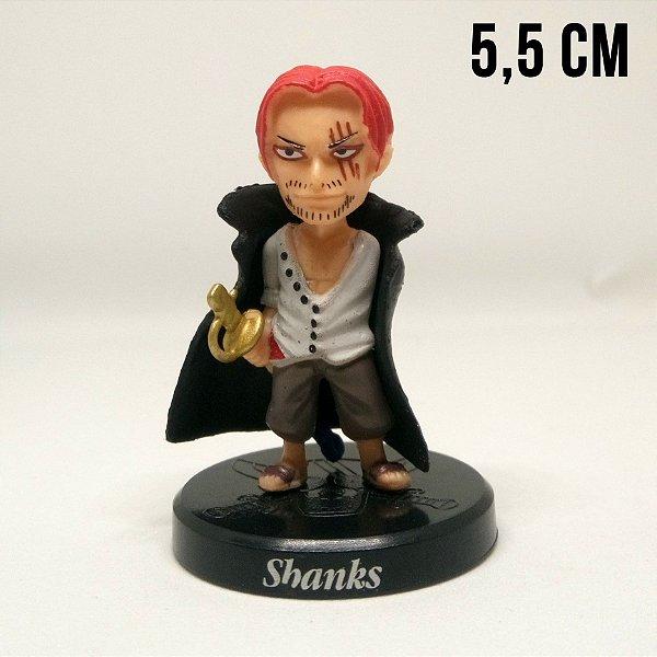 Miniatura One Piece Shanks