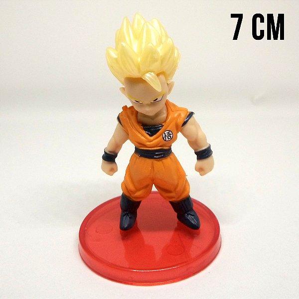 Miniatura Dragon Ball Z Gohan Super Saiyajin