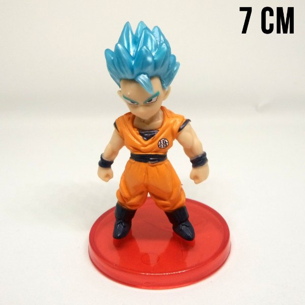 Miniatura Dragon Ball Super Gohan Super Saiyajin Blue