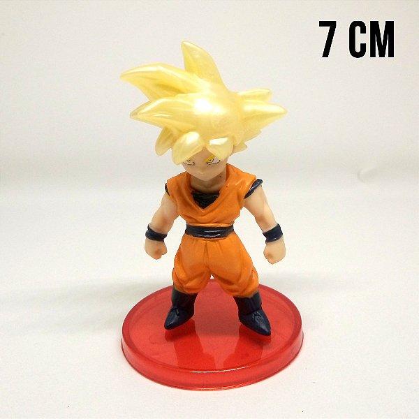 Miniatura Dragon Ball Z Goku Super Saiyajin