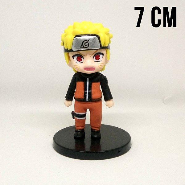 Miniatura Naruto Chakra Raposa