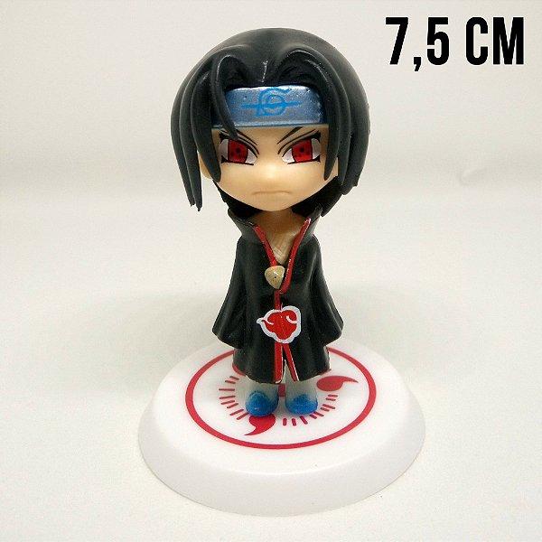 Miniatura Naruto Itachi Uchiha Akatsuki mod.3