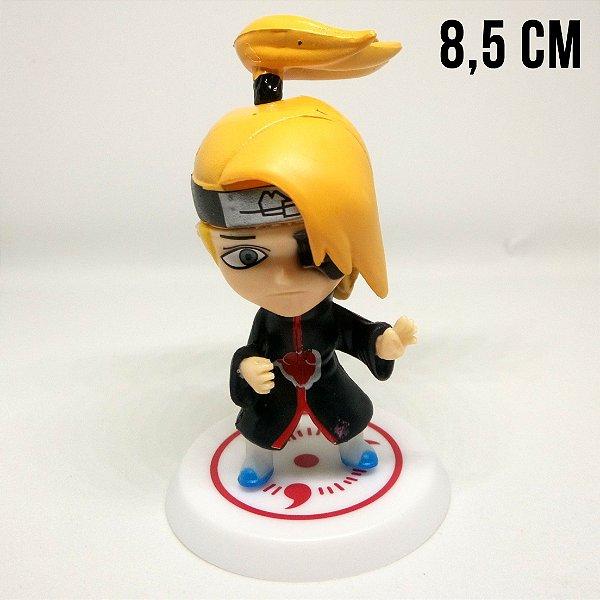 Miniatura Naruto Deidara Akatsuki
