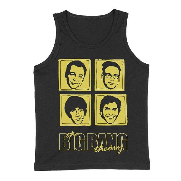 Regata The Big Bang Theory