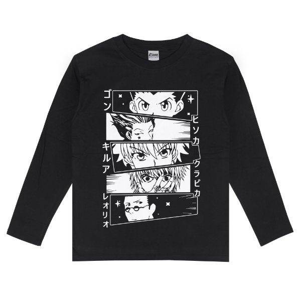 Camiseta Manga Longa Hunter x Hunter