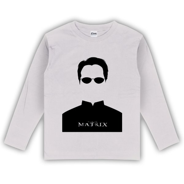 Camiseta Manga Longa Matrix Neo