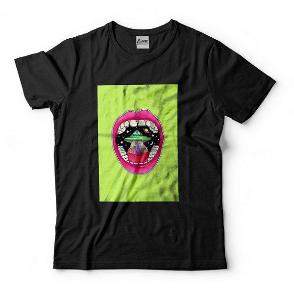 Camiseta Alien Boca Nave