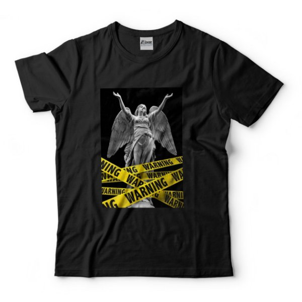 Camiseta Censored Angel