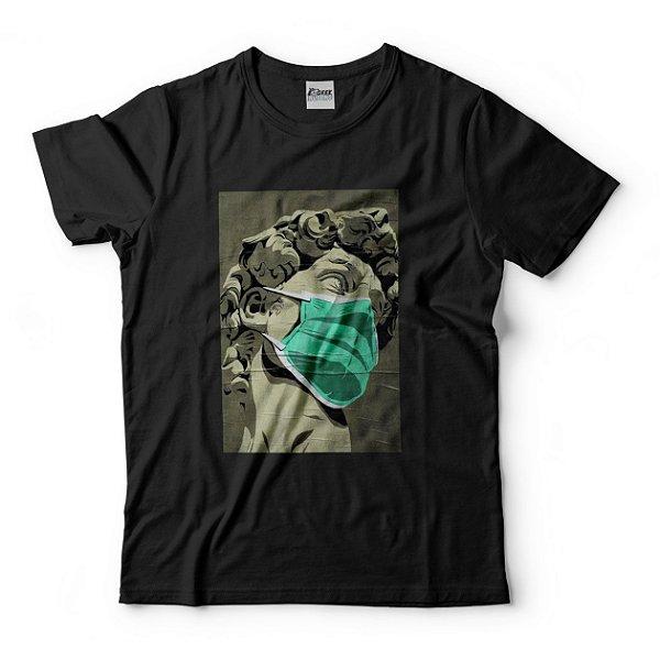 Camiseta Rei Davi Mask