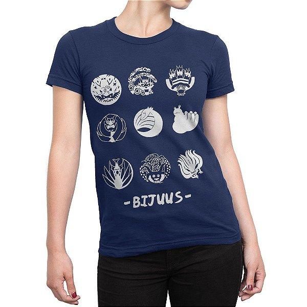 Camiseta  Bijuus Feminina