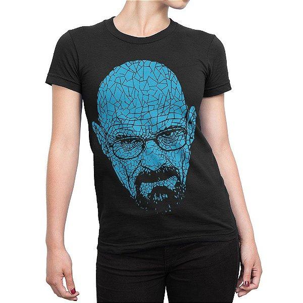 Camiseta Heisenberg Cristais Feminina
