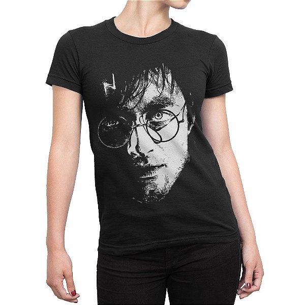 Camiseta Harry Potter Feminina