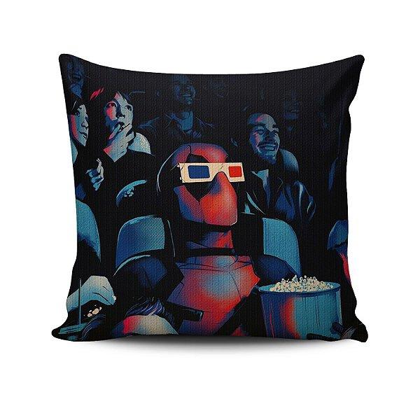 Almofada Deadpool no Cinema