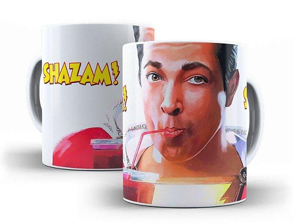 Caneca Shazam!