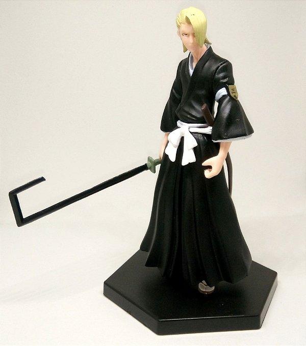 Action Figure Izuru Kira Bleach Bankai Boneco
