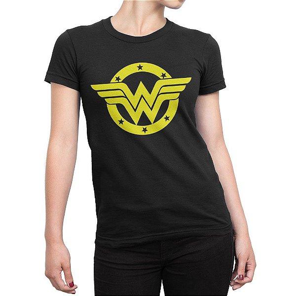 Camiseta Maravilha Feminina