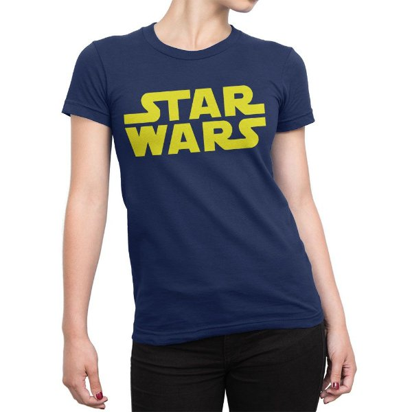 Camiseta Star Wars Feminina