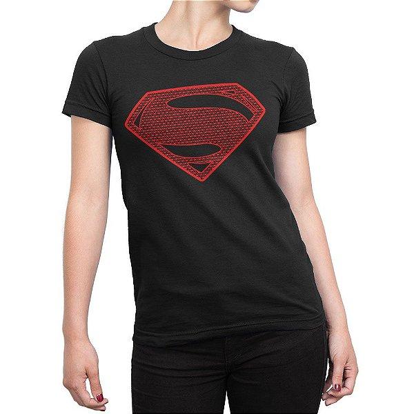 Camiseta Superman Feminina