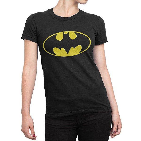 Camiseta Batman Feminina