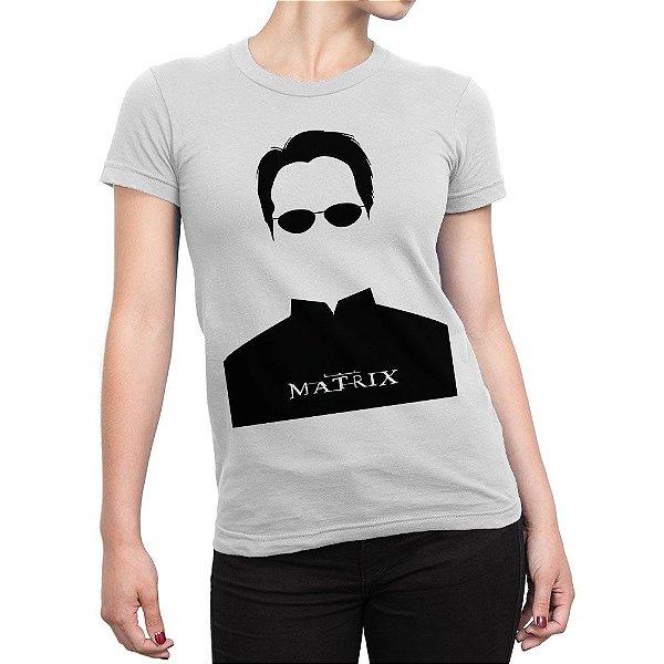 Camiseta Matrix Neo Feminina