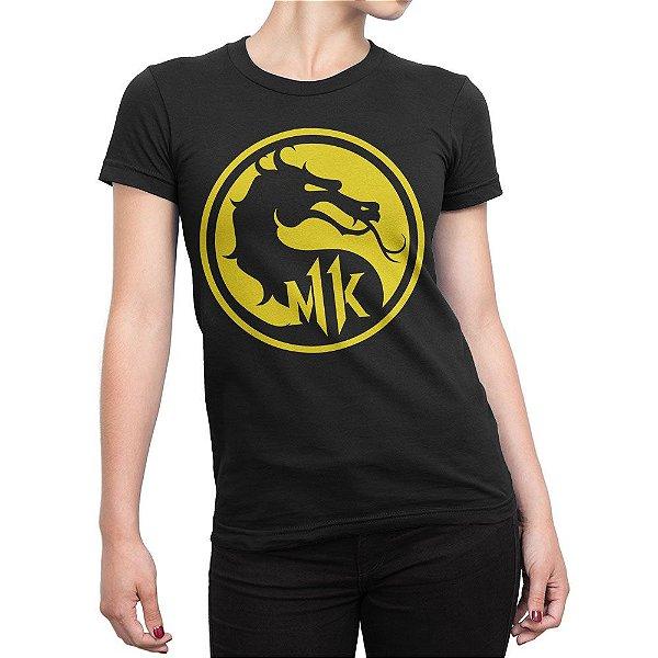 Camiseta Mortal Kombat 11 Feminina
