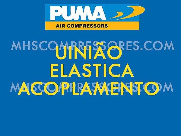 131.074 UNIÃO ELASTICA ACOPLAMENTO  PUMA SYSTEM