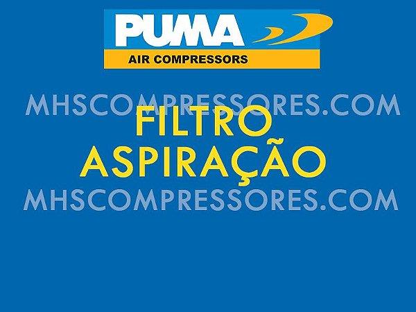 021023 FILTRO ASPIRAÇÃO PUMA SYSTEM