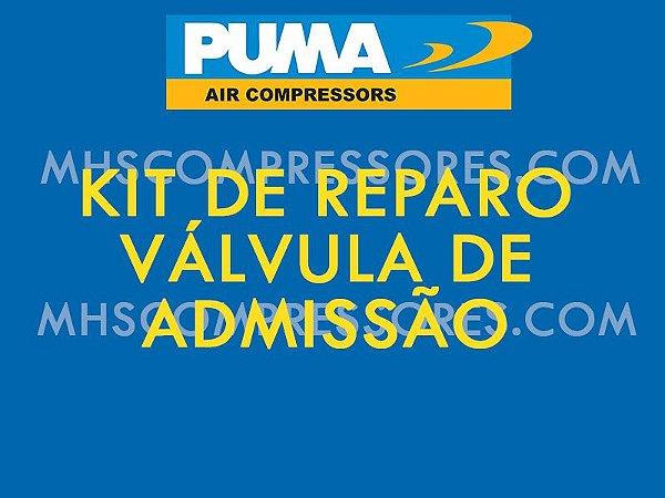 148.050 KIT DE REPARO VÁLVULA DE ADMISSÃO PUMA SYSTEM