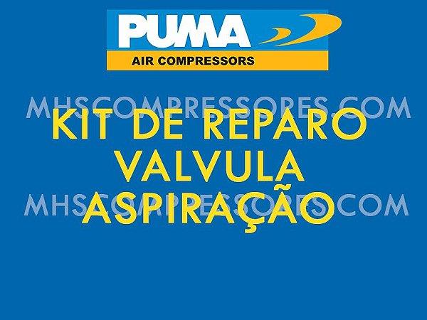 148.102 KIT DE REPARO VALVULA ASPIRAÇÃO PUMA SYSTEM