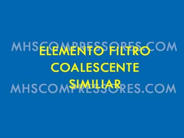 ELEMENTO PRÉ FILTRO COALESCENTE SCHULZ EFS 0050 U - 007.0267-0 SIMILAR
