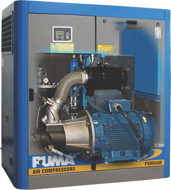 Compressor parafuso PSBR50D