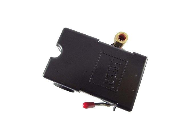 Pressostato Compressor 1 Via - 80/120 Baixa