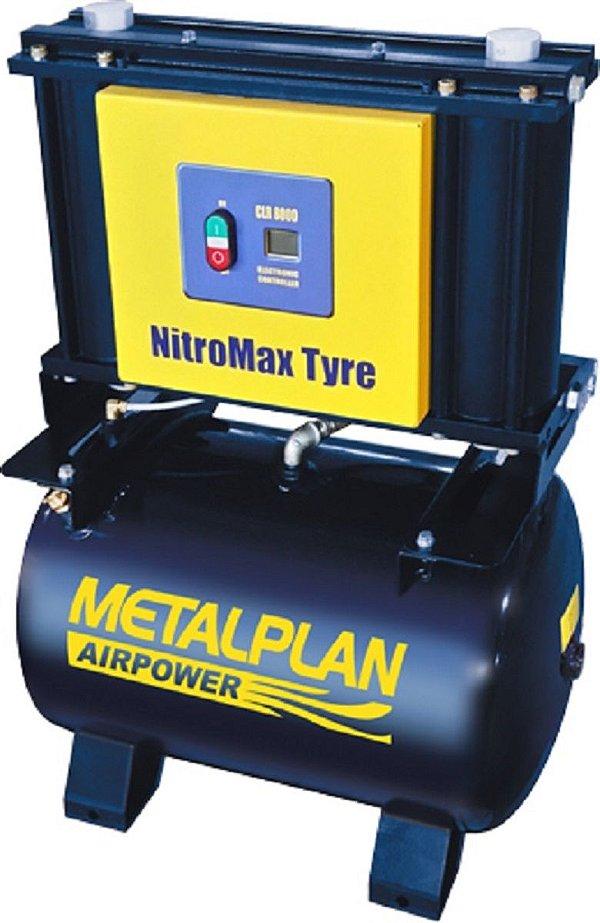 Gerador de Nitrogênio para pneus NitroMax Tyre