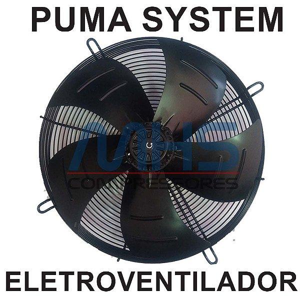 Ventilador Compressor Puma Psbr15 - Psbr20