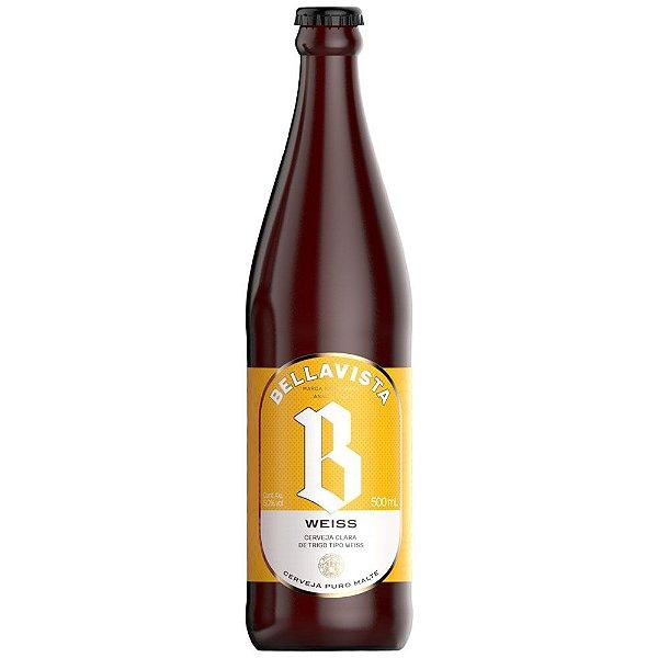 Cerveja BellaVista Weiss 500ml