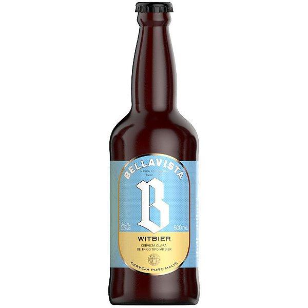 Cerveja BellaVista Witbier 500ml