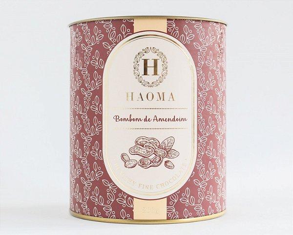 Bombom de Chocolate Belga -  Amendoim
