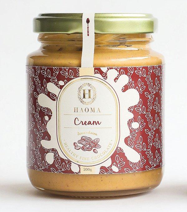 Haoma Cream - Amendoim