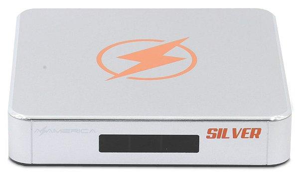 Az-América Silver IPTV - 4K