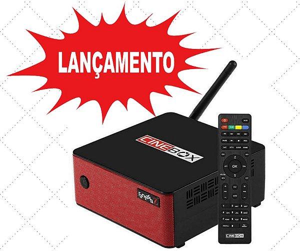 CineBox Fantasia Z  Preto/Vermelho