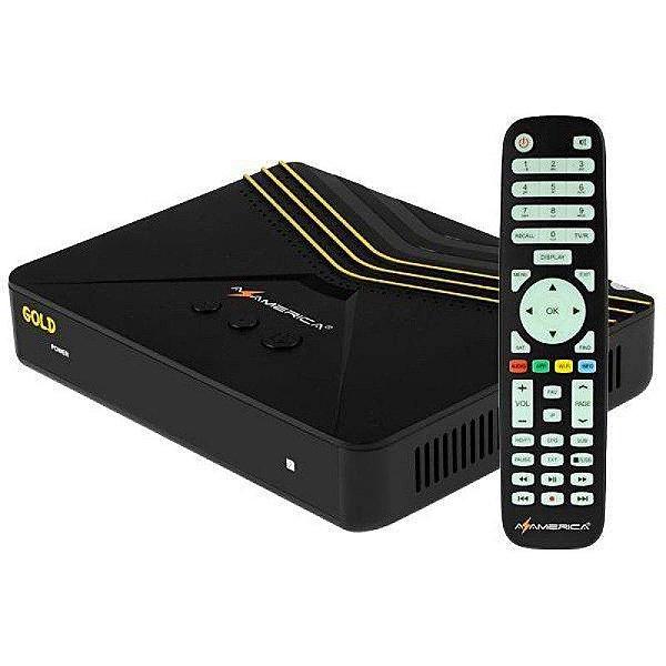 Azamerica Gold HD Wi-Fi ACM