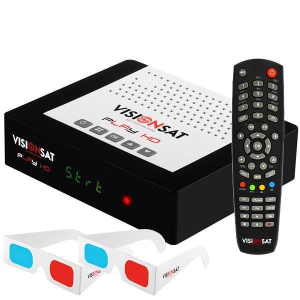 Visionsat Play HD Wi-Fi ACM