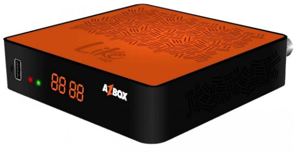 Receptor AzBox Like HD - 4K -/WiFi/ Full HD