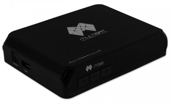 Receptor Multisat M300 Full HD Wi-Fi ACM