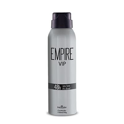 Empire Vip Desodorante Aerosol Antitranspirante 150ml