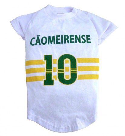 Camiseta do Palmeiras - Cãomeirense