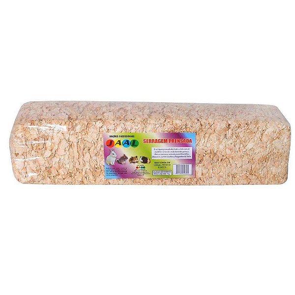 Serragem Para Hamster Prensada 800 G