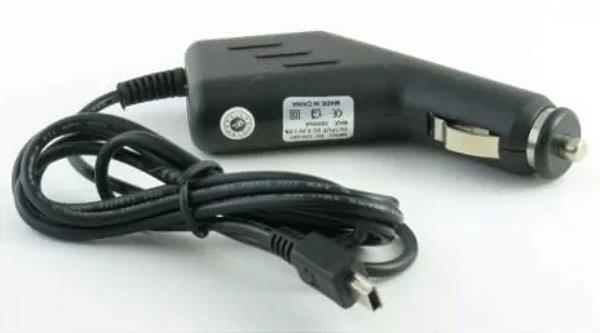 Kit 10 Carregador Gps V3 Mini Usb Veicular Carro 5v 1500 Mah