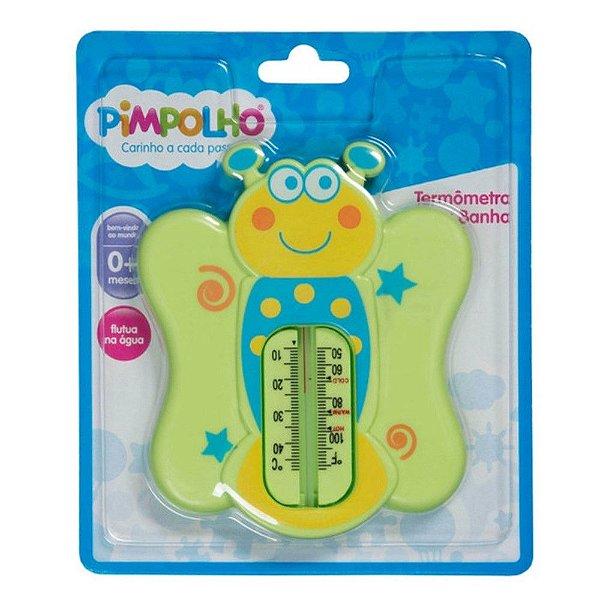 Termômetro de Banho de Borboleta - Pimpolho - 0007830