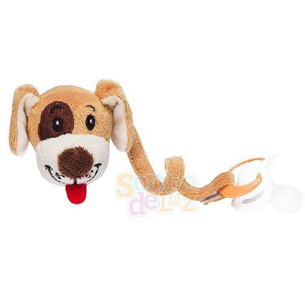 Prendedor de Chupeta Cachorro / Prendedor de Bico - Sonho de Luz - 107